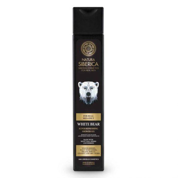 Super osvěžující sprchový gel «Lední medvěd»