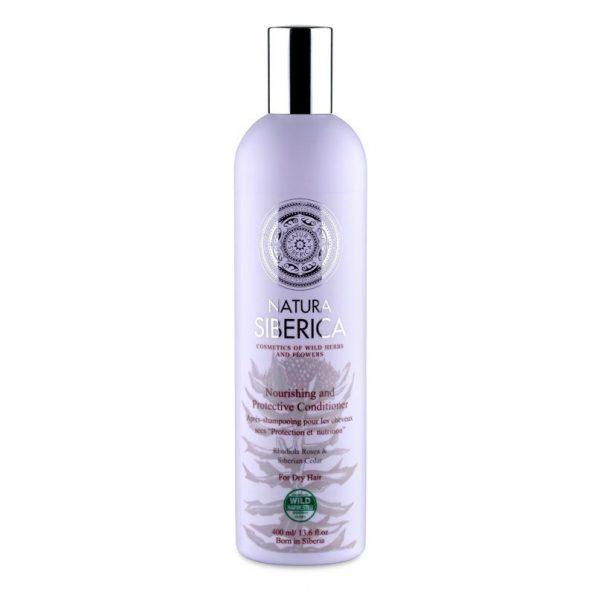 Kondicionér pro suché vlasy «Ochrana a výživa»