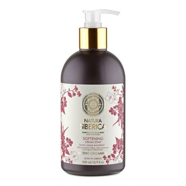 Krémové mýdlo «Zjemňující»