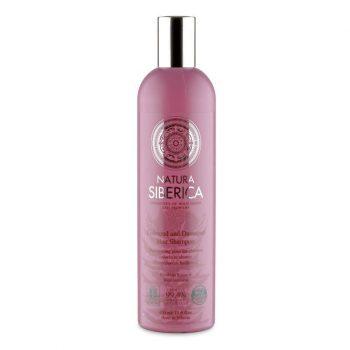 Šampon pro barvené a poškozené vlasy «Ochrana a lesk»