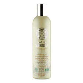 Šampon pro suché vlasy «Objem a hydratace»