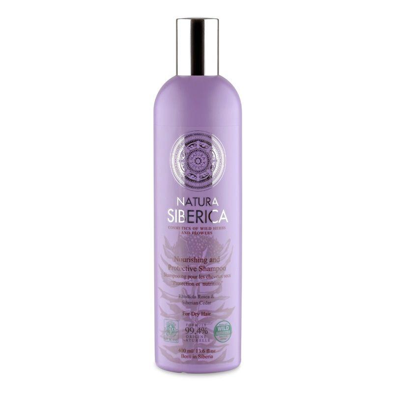 Šampon pro suché vlasy «Ochrana a výživa»