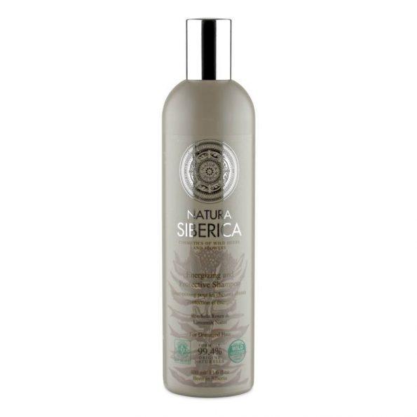 Šampon pro unavené a slabé vlasy «Ochrana a energie»