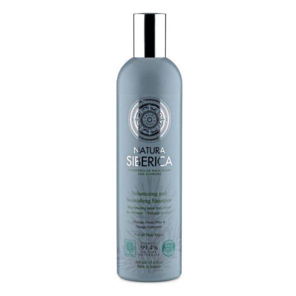 Šampon pro všechny typy vlasů «Objem a péče»