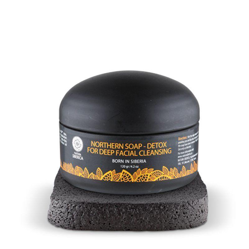 Severní mýdlo - DETOX pro hluboké čištění obličeje