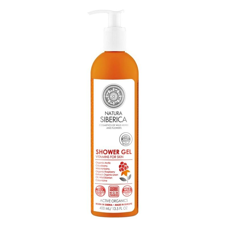 Sprchový gel «Vitamíny pro pleť»