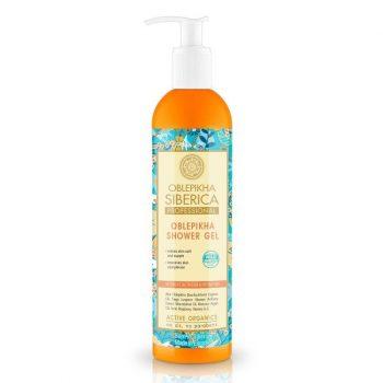 Rakytníkový sprchový gel «Intenzivní výživa a hydratace»