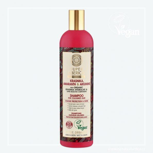 Super Siberica Šampon pro obarvené vlasy